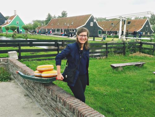Droga inspiracji farma Zaanse Schans.jpg